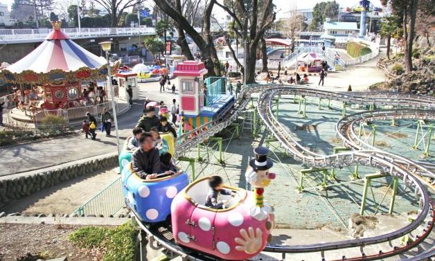 前橋市中央児童遊園るなぱあく