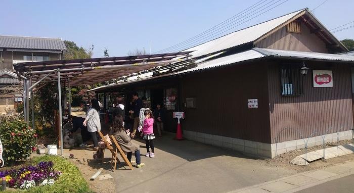 ストロベリーハウス細田