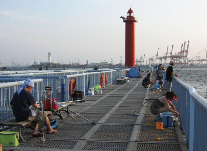 大黒海釣り施設 東京ストロベリーパーク立ち寄り周辺スポット